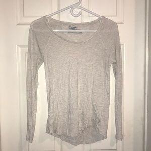 Long sleeve t-shirt , off white